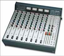 Cooper Sound CS208 8 input 4 output channels Stereo Mixer (Digital Output). Click Here to visit  cooper sound website