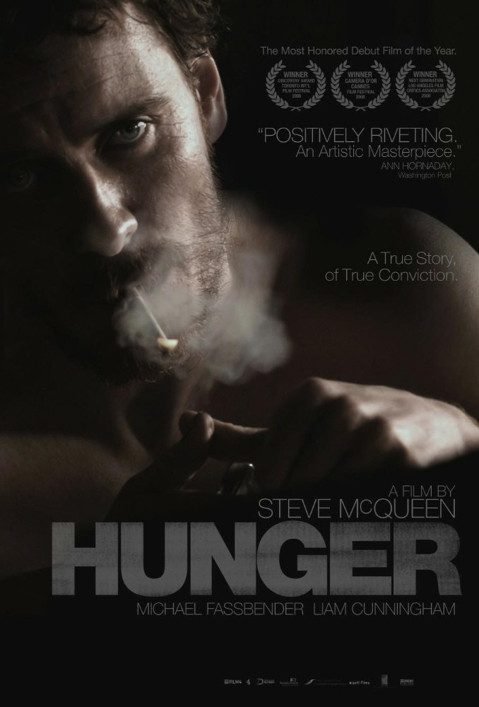 """Hunger"" Feature Film (Winner Caméra d'or Cannes 2008) (Winner Best Sound IFTA 2009)  Blast Films. Starring Michael Fassbender, Stuart Graham, Liam Cunningham. Directed by Steve McQueen, Produced by Laura Hastings Smith (c) http://www.blastfilms.co.uk/"
