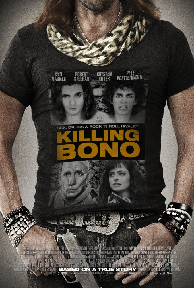 """Killing Bono"" Feature FilmCinema Three SPV3Directed by Nick Ham, Produced by Mark Huffam"