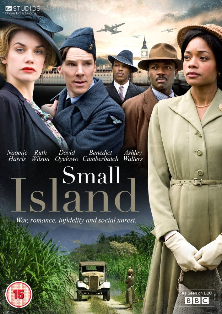 """Small Island"" 2 x 90min Feature Length Drama Ruby Television BBC. Starring Naomie Harris, David Oyelowo, Directed by John Alexander, Produced by Grainne Marmion (c)"