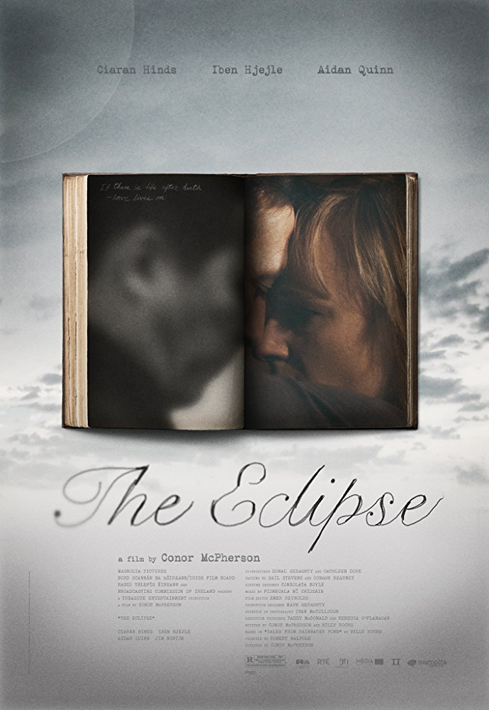 """The Eclipse"" Feature Film  Treasure Films Starring Ciaran Hinds, Iben Hjejle, Aidan Quinn. Written and Directed by Conor McPherson. Produced by Robert Walpole.(c) Treasure Entertainment Ireland"